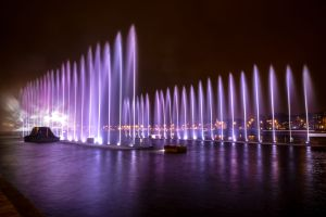 il festival delle luci in Olanda