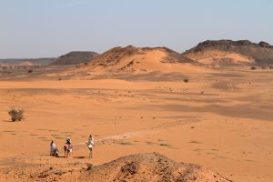Eigenes Königreich mitten in der Wüste