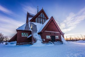 Kiruna, the moving city