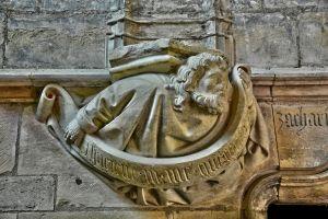 Découverte d'un trésor à l'abbaye de Cluny en Bourgogne