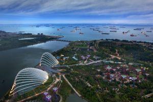 Singapore città giardino