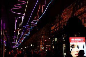 Parigi app luminarie Natale