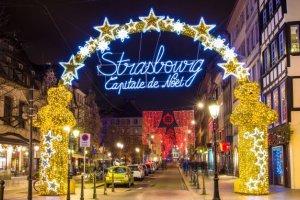 Noël  les plus belles illuminations en France