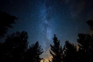 Sternenhimmel in Deutschland