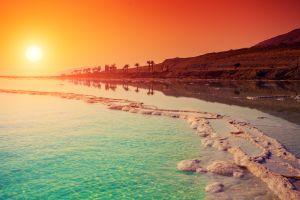 Israele Mar Morto Masada Sale