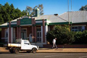Australian town misses milestone birthday