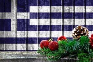 Weihnachtsfest in Griechenland