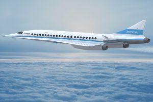 Le Japon lance un nouveau Concorde