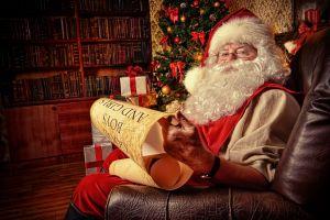 Die Weihnachtsmannschule - und sie liegt nicht in Lappland!
