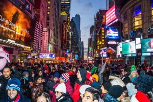 the worst places to spend new year's eve
