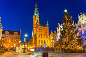 Polonia Danzica Mercatino di Natale