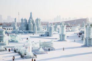 parque hielo nieve mas grande en china