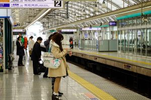 App to help pregnant women reserve seats on Tokyo subway