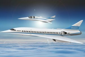 Japan will launch a plane faster than the Concorde