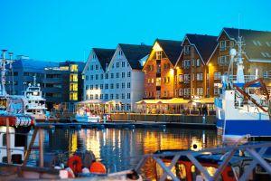 tromso città più a nord della norvegia