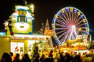 Concours des plus beaux marchés de Noël en Europe