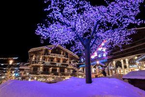 Stations de ski pour la fin de l'année