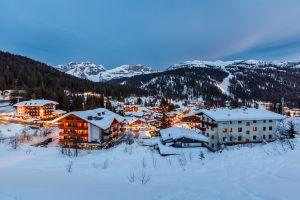 Madonna di Campiglio Trentino piste sciistiche