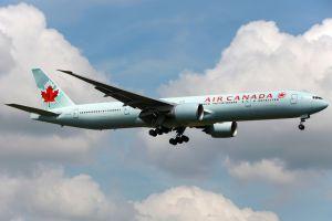 Air Canada a ouvert Toronto Carthagène