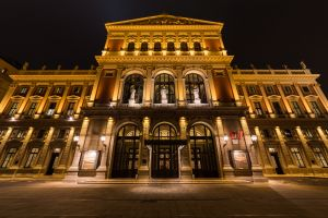 Vienna's orchestra brings the New Year in