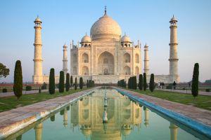 Voyage en Inde limité au Taj Mahal