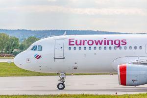 sconto su oltre 4 milioni di biglietti Eurowings