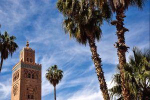 Marrakech, eine marrokanische Perle