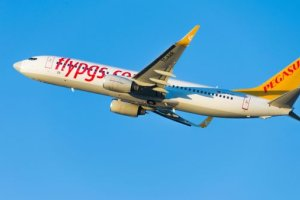 Vidéo  Avion de Pegasus Airlines rate son atterrissage