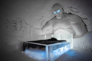 hotel inspirado en juego de tronos