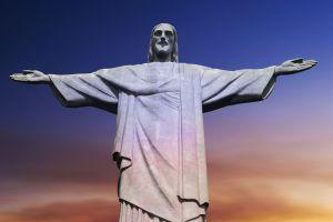 Weltwunder Cristo Redentor