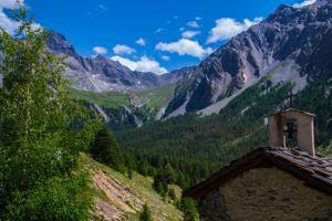 Alpi francesi si trova il villagio più alto d'Europa