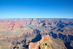 Envolez-vous en l'air au-dessus du Grand Canyon!