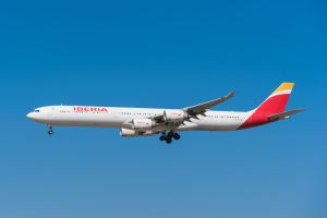 iberia retoma vuelos madrid managua octubre 2018
