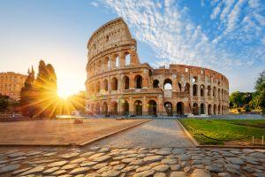 Weltwunder Kolosseum