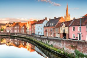 Norfolk: Eine der Top-Destinationen in England