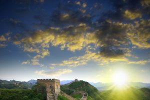 Weltwunder Chinesische Mauer
