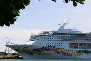 Mit dem Kreuzfahrtschiff nach Kuba