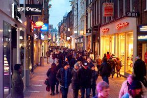 Kampf gegen den Tourismus in Amsterdam