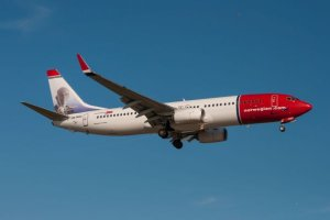Norwegian Airlines vols New-York A 321