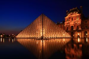 You can now go treasure hunting in the Louvre