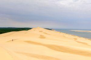 Vidéo  spectre de Brocken sur la dune du Pilat