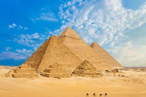 Ewiges Weltwunder Die Pyramiden in Ägypten