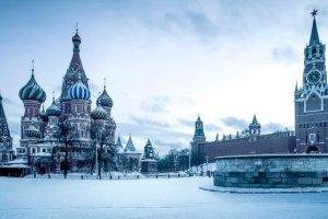 Une tempête de neige historique à Moscou !