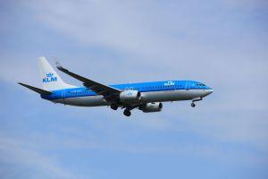 Amsterdam - Nantes avec KLM