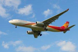 hainan airlines nuevo vuelo directo madrid shenzhen
