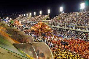 Découverte en image du carnaval de Rio de Janeiro au Brésil