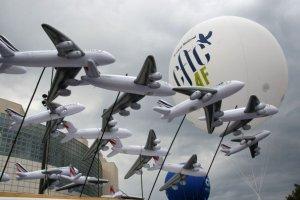 Appel à la grève générale chez Air France