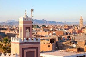 Die Vier Königsstädte von Marokko