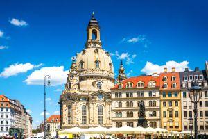 """Il progetto """"Countryard of Elements"""" e il """"palazzo che suona"""" a Dresda"""