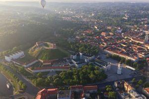 Pourquoi Vilnius est la meilleure destination week-end en 2018 ?